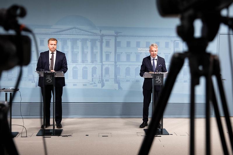 You are currently viewing Министр Хаависто: финская операция по эвакуации граждан из Афганистана закончена