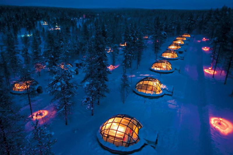 You are currently viewing Лапландия ждет туристов
