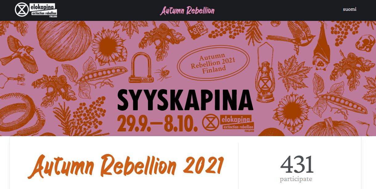 Read more about the article Экоактивисты заявили о продолжительной акции на улице Маннергейма в Хельсинки
