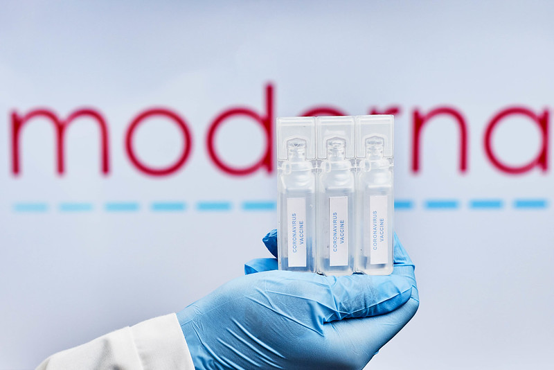 You are currently viewing THL: применение препарата Модерна может быть связано с определенными рисками