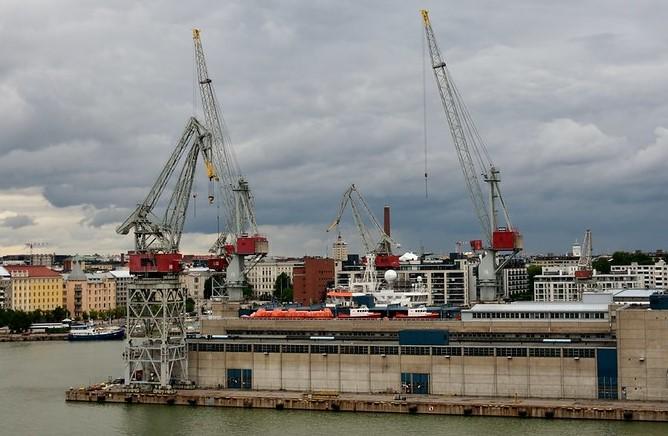 Порт Хельсинки: рост экспорта и медленное восстановление пассажирских перевозок