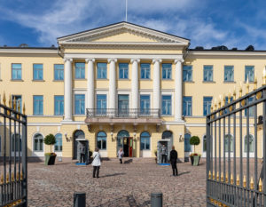 Read more about the article Сегодня состоится встреча президентов Финляндии и Эстонии